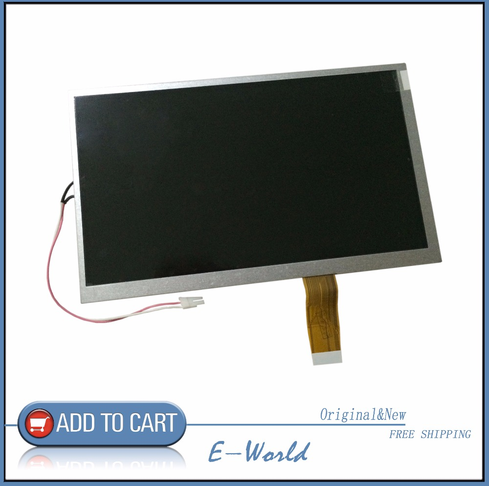 Original 7inch 26pin LCD Screen A070fw03 V4 Free Shipping