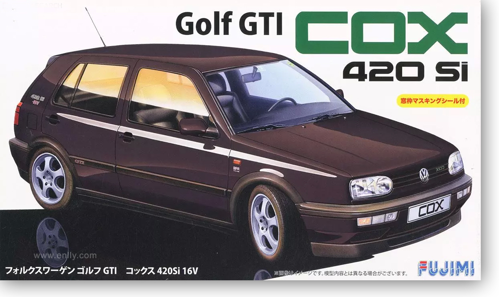 1/24 Golf COX 420i 16v 12618