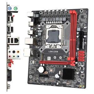 Image 4 - Kllisre X9A LGA 1356 anakart desteği REG ECC sunucu bellek ve LGA1356 xeon E5 işlemci