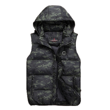 Camouflage 4 Zipper Giacca