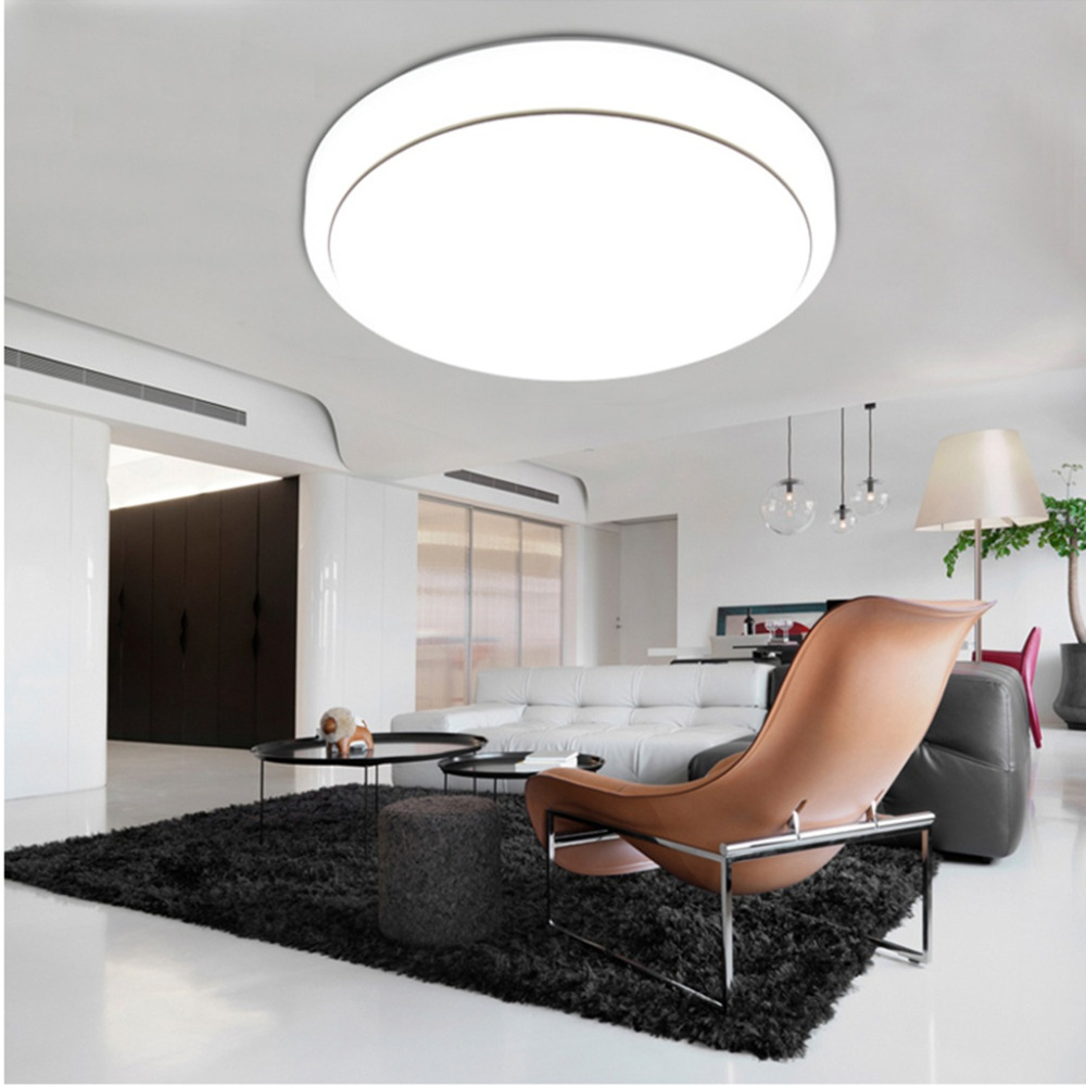 18W LED Round The Bedroom Balcony Ceiling Lamps Simplicity Modern ...