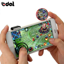 360 Degree Elastic Sliding Mobile Joystick Smartphone Zero Any Touch Screen Joystick For Phone tablet Arcade Games