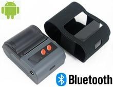 LS2 (L) Impresora Móvil, Mini Impresora Térmica Impresora Bluetooth, Impresora Androide Apoyo Android Tableta Del Teléfono Bluetooth + USB + RS232