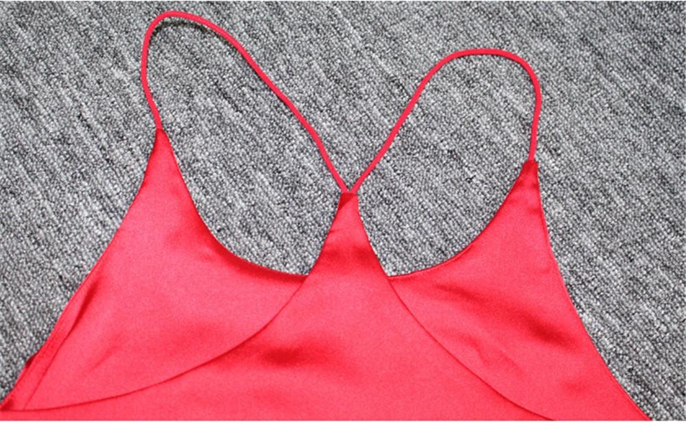 Plus Size S-4XL Multiple Women Tank Tops Brand Silk Blending Sleeveless Tshirt Women Female Shirt Smooth Blouse Blusas Femininas (6)