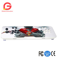 Classic Video Game Console 999 Classic Games 2 Players Game Box 5S Plus Arcade Game Console