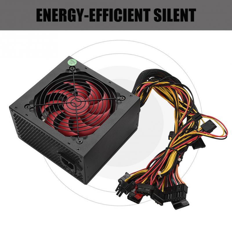 550 Вт PC Настольный компьютер PSU Питание блок