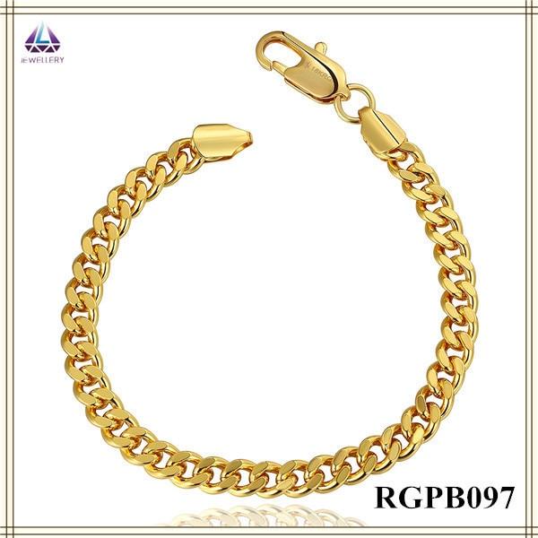 Por Style Latest Health Gold Women Bracelet Design Also For S