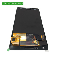 TFT LCD For Samsung Galaxy A5 2015 A500 A500F A500FU A500M A500Y A500FQ Full Touch Screen