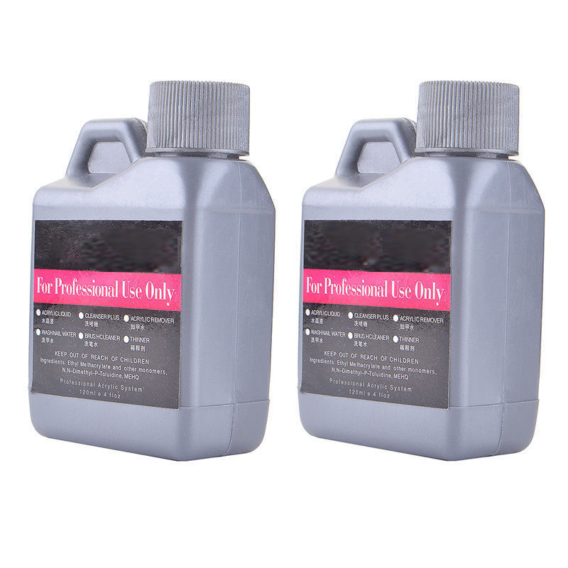 Elite99 120ml Acrylic Liquid DIY Professional Nail Art Tip Nail Art Salon Acrylic Liquid Monomer Panting Nail Manicure Tool