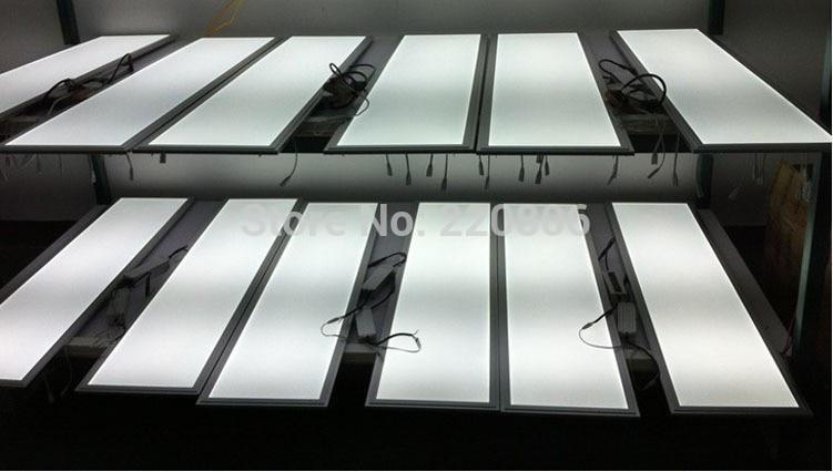 все цены на CE RoHS UL TUV Listed 3 Years Warranty 1200x600 2x4 Ft Led Panel Light 72W 80W Led Ceiling Office Light 1200*600 онлайн
