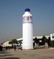 8 м h привлекательный гигантские шар надувной рекламы/Надувные Реклама стоял бутылка для продажи