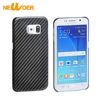 Real Carbon Fiber Case For Samsung Galaxy S6 Edge 100 Carbon Fiber Case For S6 Edge