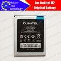100% Nuevo Original para Oukitel U2 Batería Del Teléfono Celular 2050 mAh Reemplazo accesorio de acumuladores