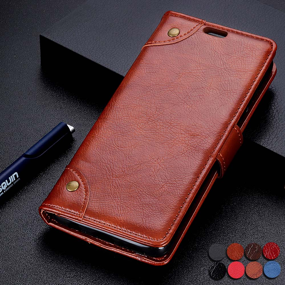Flip Case For Huawei Honor View 20 10 Lite honor play 8a 8x 7a 7c pro