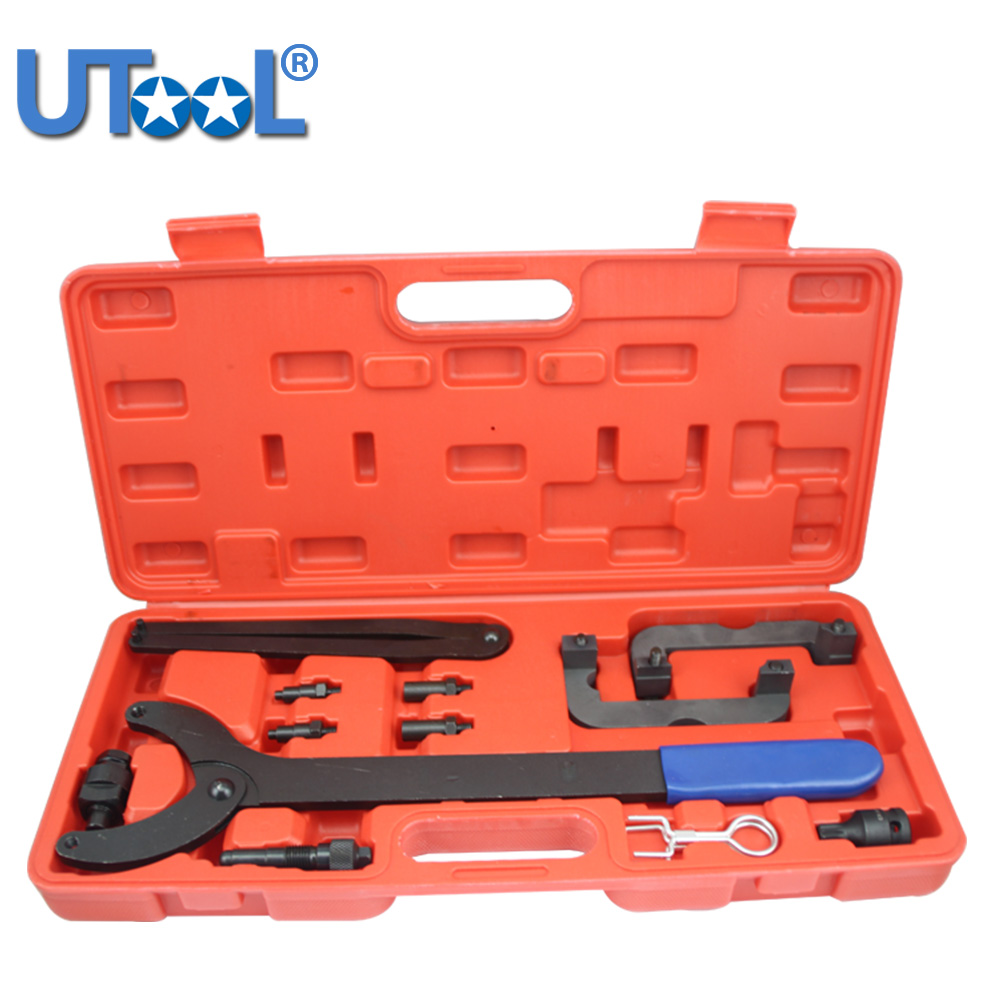 High Quality Engine Timing Tool Set For VW/Audi V6 2.0/2.8/3.0T FSI Engine Camshaft Locking Tool T40133 T10172