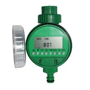 Image 5 - Temporizador automático irrigação rega jardim temporizador válvula solenóide rega controlador automático casa jardim irrigação