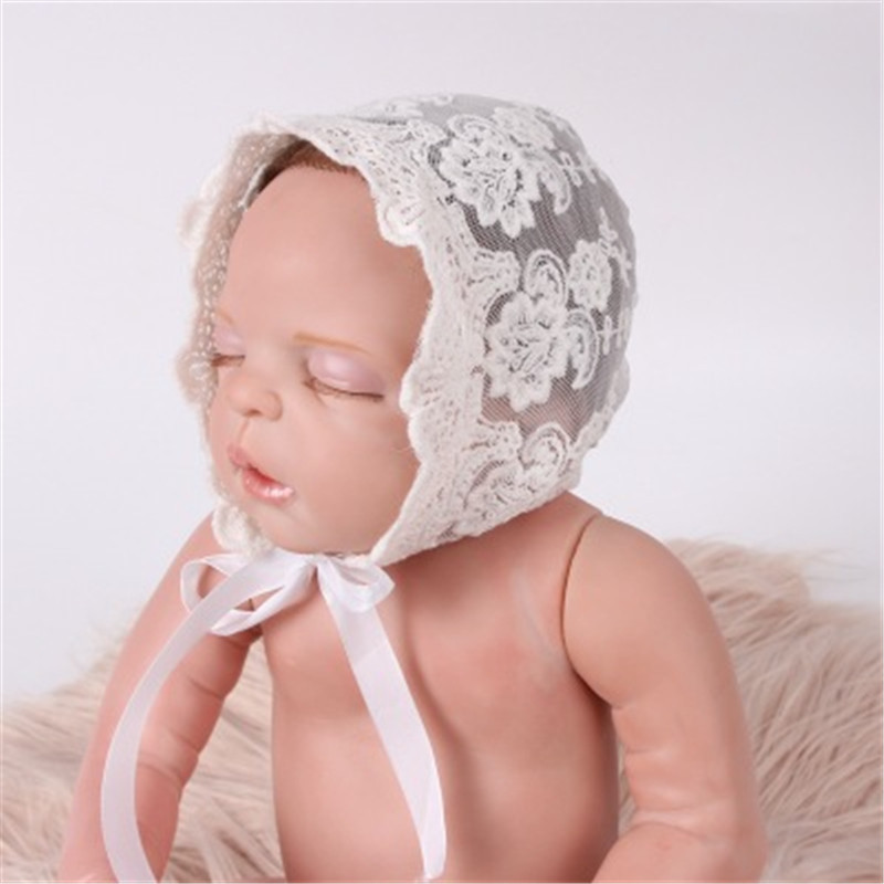 Baby Mohair knitting Bonnet Hat Newborn Photo Photography Prop Cap Outfits  MC