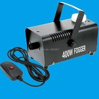 High Quality Mini 400W Wire Control Smoke Machine 3m Wire Fog Machine Machine For Wedding Party
