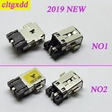 Cltgxdd 2019 nieuwe komende voor ASUS DC power jack socket connectors 3.0*1.0 MM voor laptop moederbord DC jack voor lenovo Ultrabook