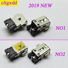Cltgxdd 2019 nowe przyjście dla ASUS zasilania DC gniazdo typu jack złącza 3.0*1.0 MM dla laptopa płyty głównej gniazda prądu stałego dla lenovo Ultrabook