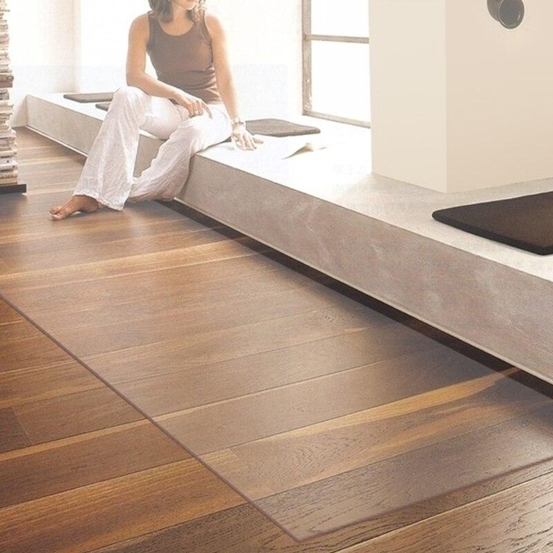 Sand Crystal Plate Coffee Table Mats Waterproof Floor