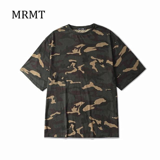 2020 Camo Mens T-Shirt Military Camouflage  Hip Hop Man Short Sleeve O-Neck Men T Shirt For Male Street wear US Size S-XXXL 2
