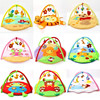 Soft Baby Play Mats Toddler Gym Blanket Indoor Outdoor Portable Crawling Mat Toy Free Shipping