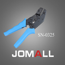 Купить с кэшбэком SN-0325 crimping tool crimping plier 2 multi tool tools hands Mini European Style Crimping Plier