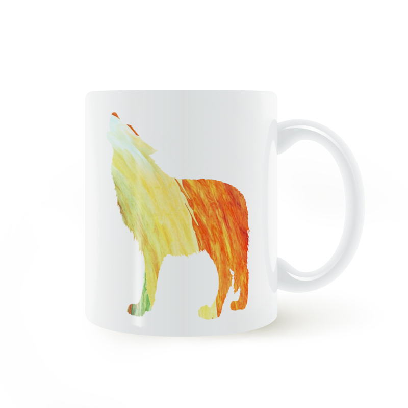 Game of Thrones Wolf Mug Coffee Milk Ceramic  Creative DIY Gifts Home - Kitchen, Dining and Bar - Photo 3