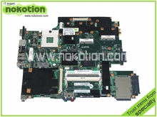 """63Y1421 63Y1426 Laptop Motherboard for Lenovo Thinkpad T500 IBM DDR3 GM45 15.4"""" Mainboard Mother Boards Full Tested"""