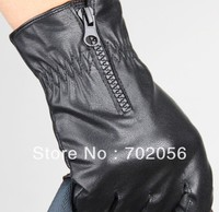 Mens Leather Gloves Leather GLOVE Gift Accessory Wholesale From Factory 3169