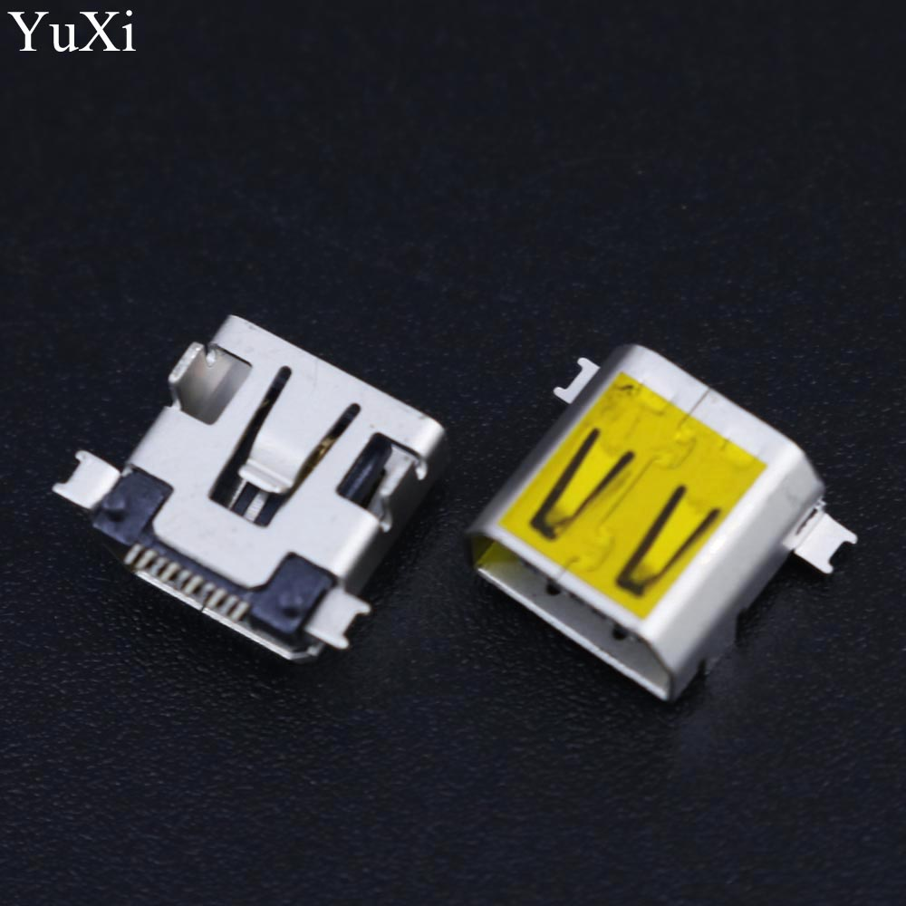 YuXi USB Jack Connector Phone Charging socket For MEIZU <font><b>M8</b></font> M9 USB Port tail <font><b>plug</b></font> image
