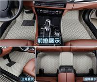 3D Роскошные слякоть коврики ног мат для Benz GLC X253 AMG GLC200 GLC260 GLC300 2016 2017 (6 цвета) по EMS