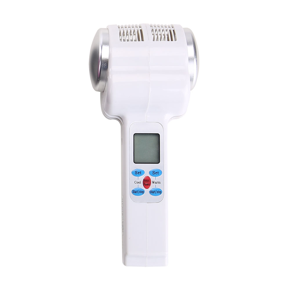 Ultrasonic Cryotherapy Hot Cold Hammer Lymphatic Face Lifting Massager Ultrasound Skin Rejuvenation Facial Body Beauty CareUltrasonic Cryotherapy Hot Cold Hammer Lymphatic Face Lifting Massager Ultrasound Skin Rejuvenation Facial Body Beauty Care