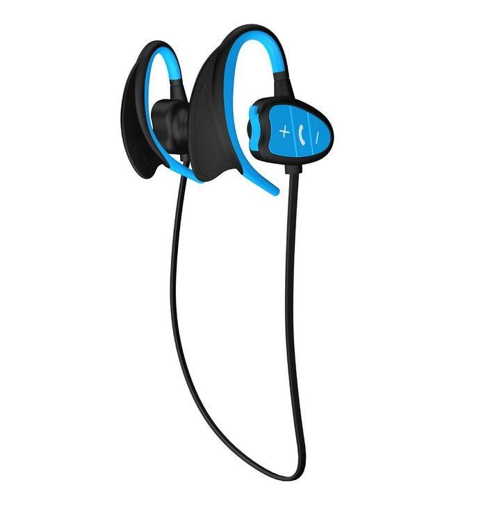 Bluetooth Earphone Headphones with Magnet Attraction Slim Ear-Hook Wireless Headphone Sports Swimming Earbuds with Mic bluetooth earphone headphones with magnet attraction slim neckband wireless headphone sport earbuds ear hook with mic