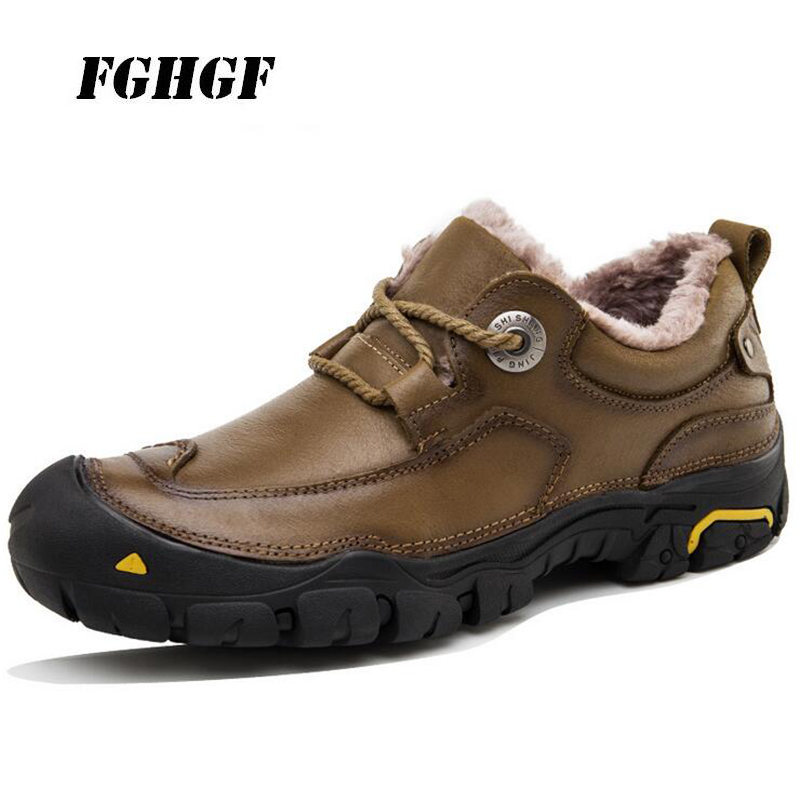 Autumn and winter Big yards Casual shoes Hand-made men's shoes with top layer of cowhide Men's leather and velvet shoes 15cm club shoes big star with steel tube dancing shoes 34 and 46 yards high with the lacquer that bake single crystal shoes