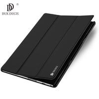 DUX DUCIS For Lenovo Tab 4 10 Plus Skin Pro Series Tri Fold Stand Leather Smart