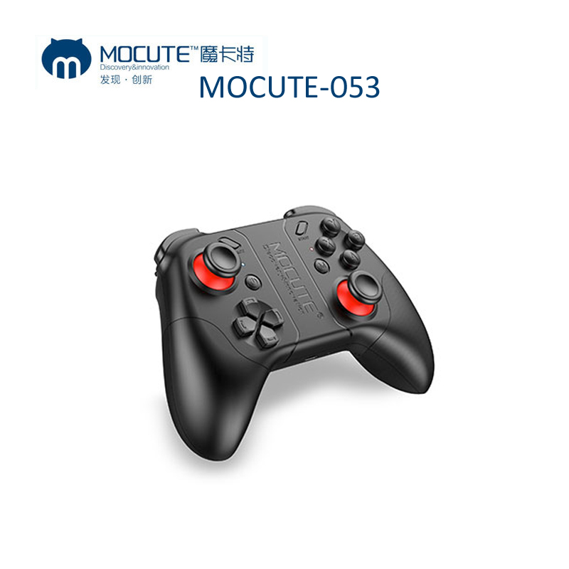 2017 Nuovo Mocute 050 Aggiornamento 053 Bluetooth Gamepad Android PC Wireless Controller VR Game Pad per PC Smart Phone per VR TV BOX