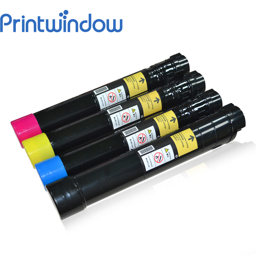 Printwindow Compatible Toner Cartridge for Xerox Phaser 7800/7425/7428/7435 4X/Set