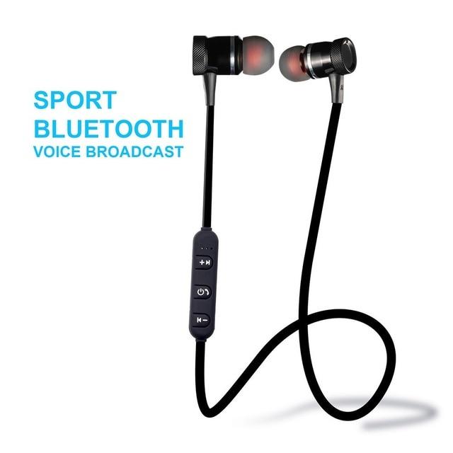 Draadloze Bluetooth Oortelefoon Met Microfoon Sport Oordopjes Headset Stereo Oortelefoon Bluetooth V4.1 Oortelefoon Hoofdtelefoon fone de ouvido