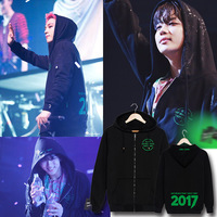 B A P Peripheral PARTY BABY Tour BAP With A Loose Jacket Zip Up And Support
