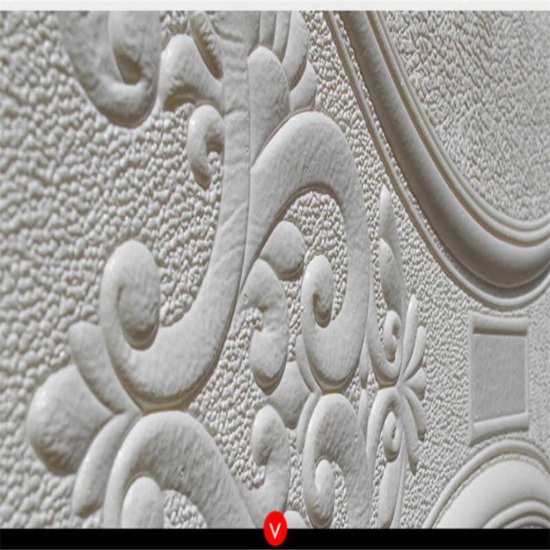 Шт. 1 шт. PE 3D Наклейка на стену анти-столкновение детский сад спальня современная гостиная пена водостойкая тисненая самоклеящаяся домашний декор