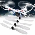 4 pçs/set JJRC H16 YiZhan Tarantula X6 RC Quadcopter peças Propeller Drone lâminas