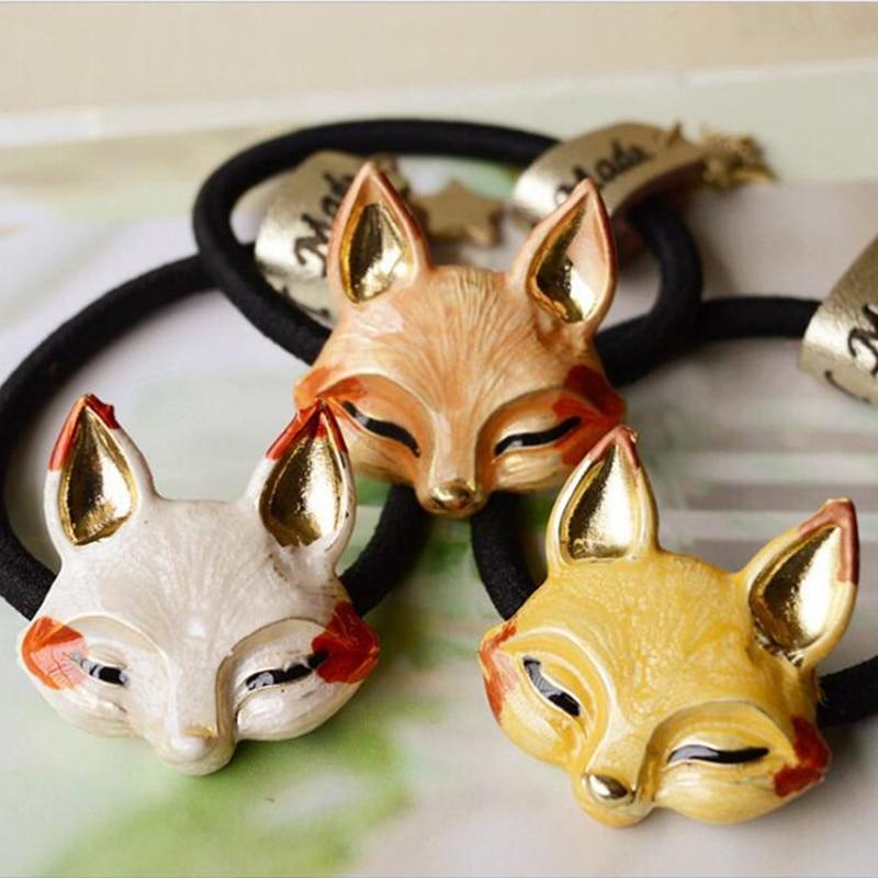 Timlee H033 Envío gratis Cute Cat Fox Rabbit Hairband Hair Accessary - Bisutería - foto 3