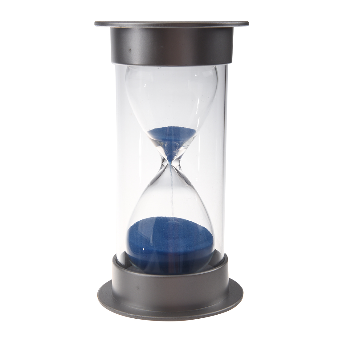 tfbc plastic crystal sandglass 30 minutes sand clock decoration sandglass timer 10mins 15mins 30mins 3 colors