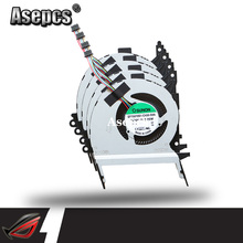 Новый вентилятор для процессора ноутбука для ASUS X556U X556UQ X556UJ X556UV X556UF A556U X556UB K556U FL5900U VM591U F556U EF75070S1-C430-S9A