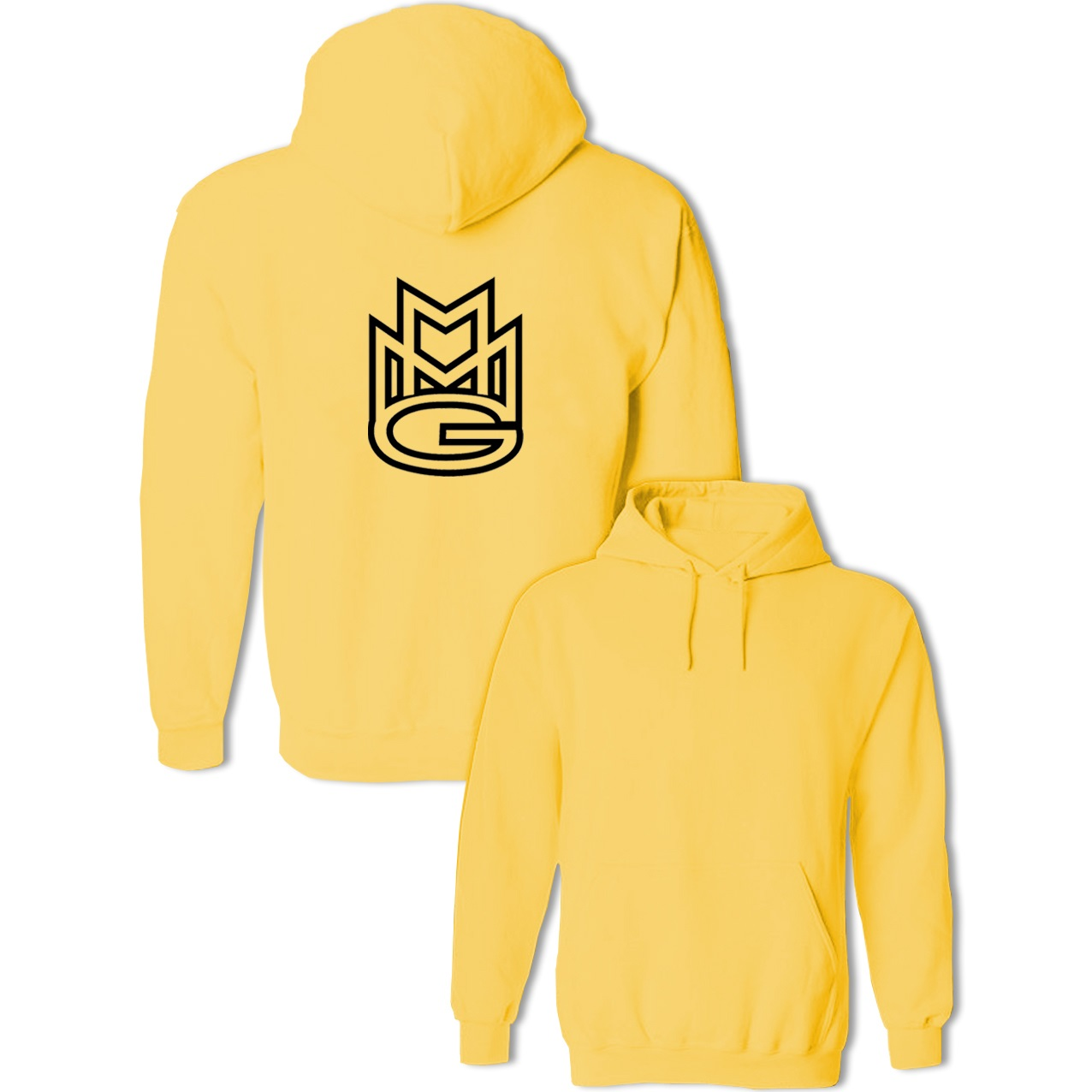 MMG Maybach Hip Hop Music Group Rick Ross Design Hoodies Mens Womens Boys Girls Sweatshirts Pullovers Fashion Unisex Jackets