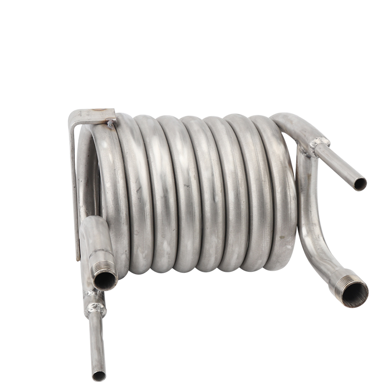 Stainless Steel 304 Counterflow Wort Chiller Brewing Equipment Garden Hose Fittings
