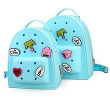 2016 doux bébé filles sacs d'école de couleur de sucrerie de bande dessinée enfants sacs à dos enfants cartable maternelle sacs mochila escolar infantil