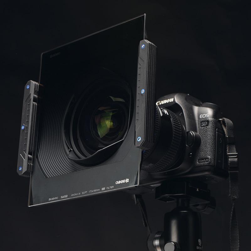 Image 3 - BENRO マスター 150 ミリメートルフィルター正方形 HD ガラス WMC ULCA コーティングフィルター高分解能フィルタ DHL 送料無料150mm filtersquare filtersquare glass filter -
